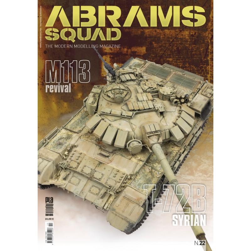 Abrams Squad 22 ENGLISH