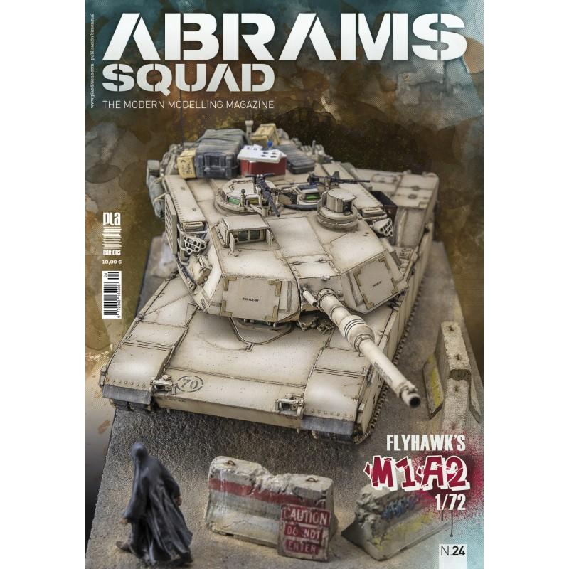 Abrams Squad 24 ENGLISH