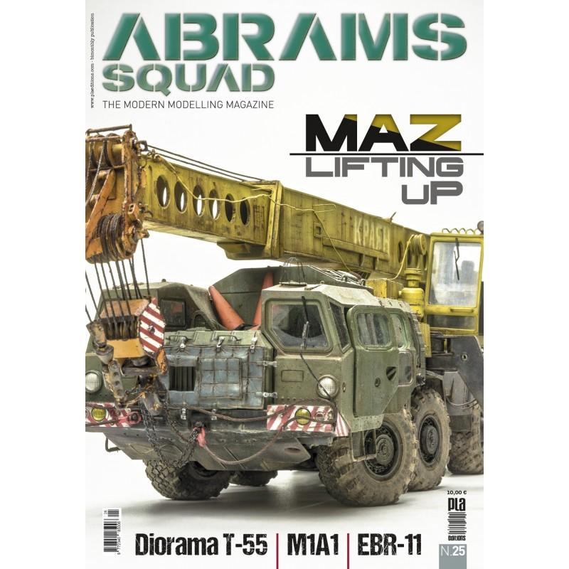 Abrams Squad 25 ENGLISH