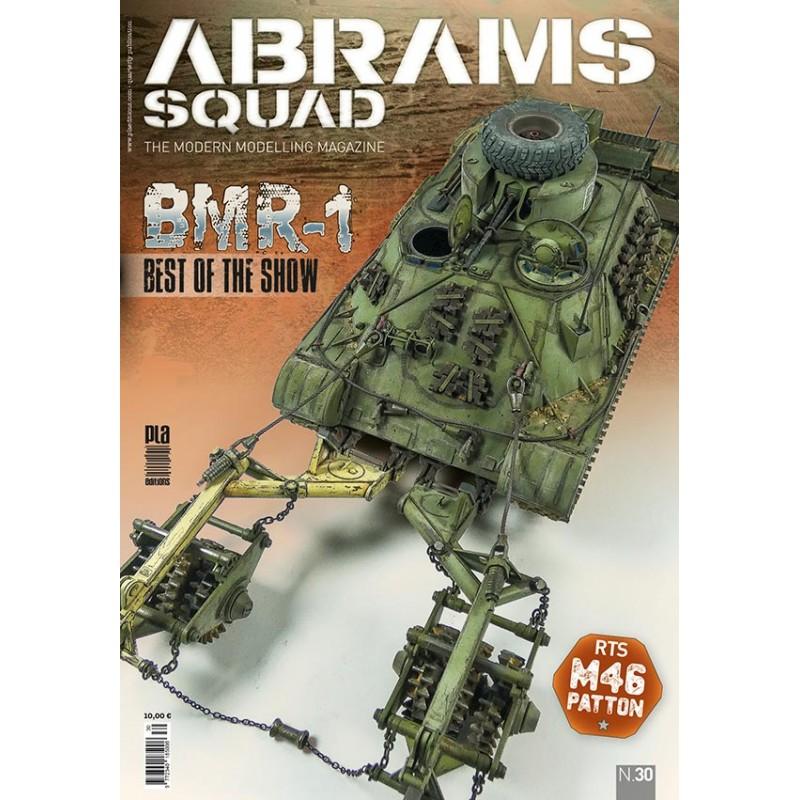 Abrams Squad 30 ENGLISH
