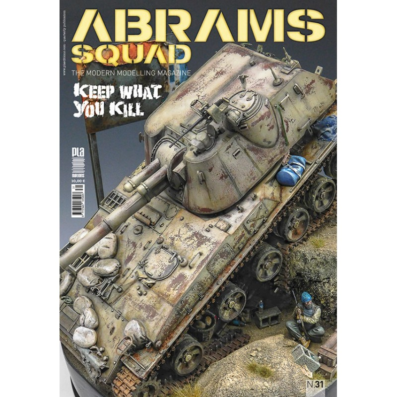 Abrams Squad 31 ENGLISH
