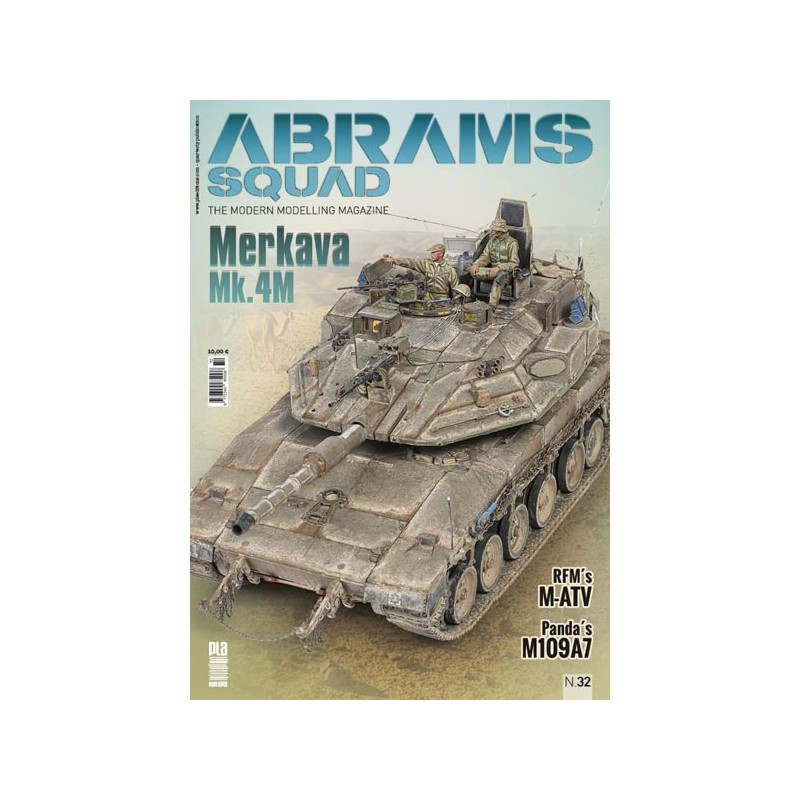 Abrams Squad 32 ENGLISH