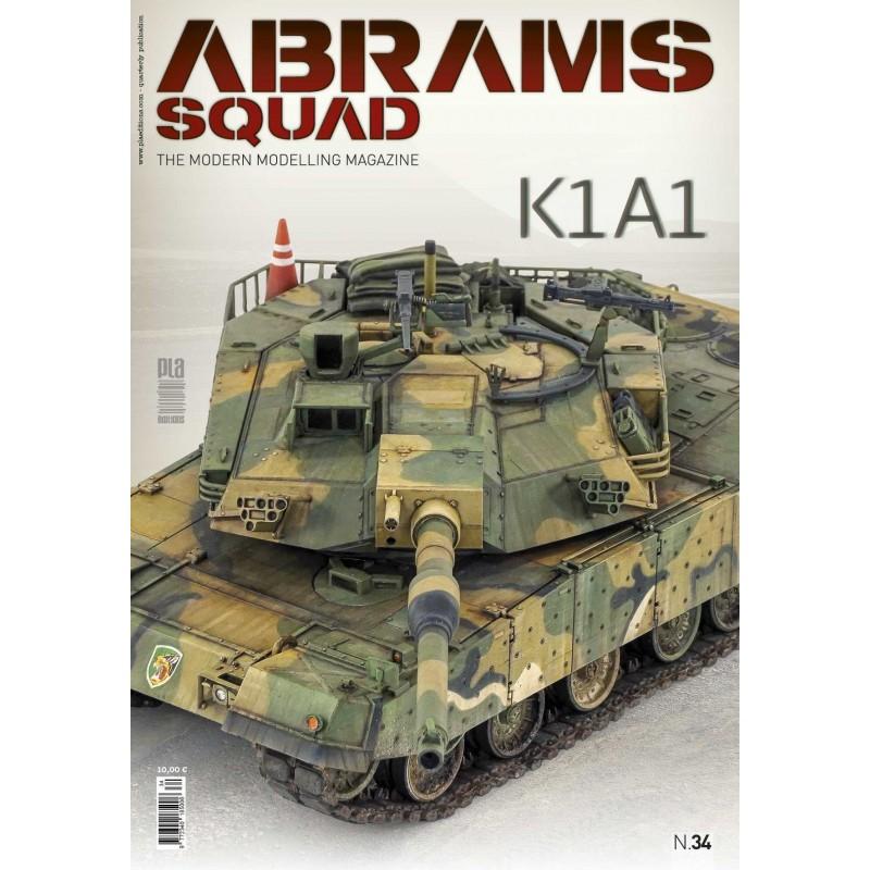 Abrams Squad 34 (EN)