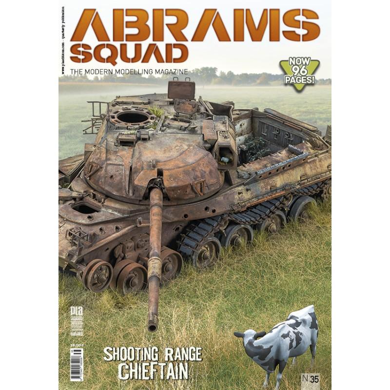Abrams Squad 35 (EN)