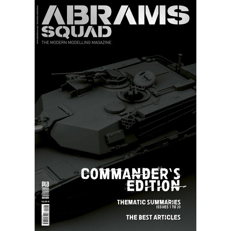 Abrams Squad Commander's Edition - English