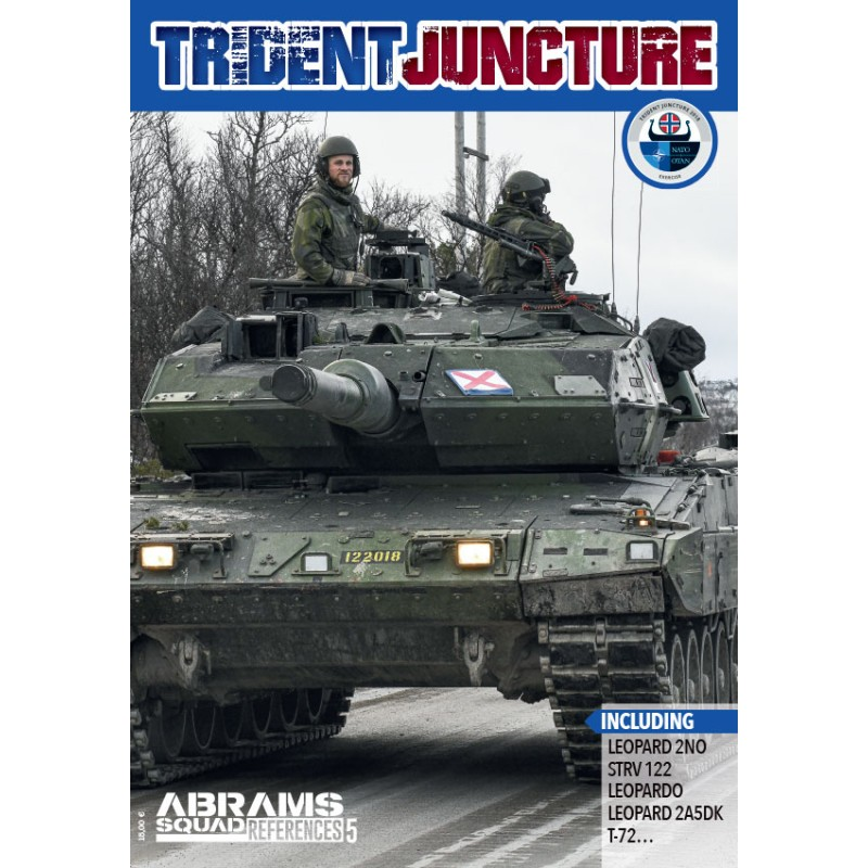 Abrams Squad ASREF05 Trident Juncture (NATO Armies)