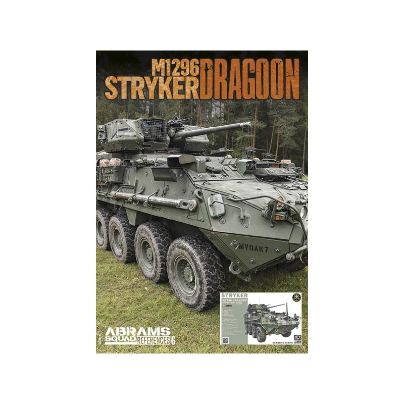 Abrams Squad ASREF06 M1296 Stryker Dragoon