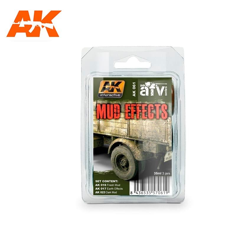 AK Interactive Mud Set