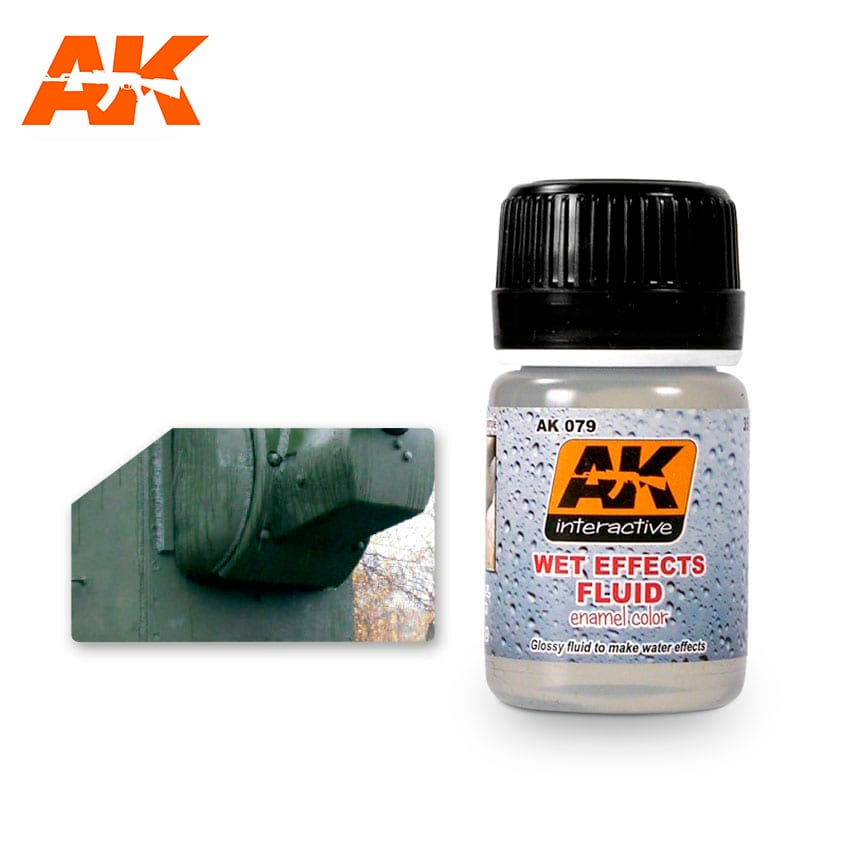 AK Interactive Wet Effects Fluid