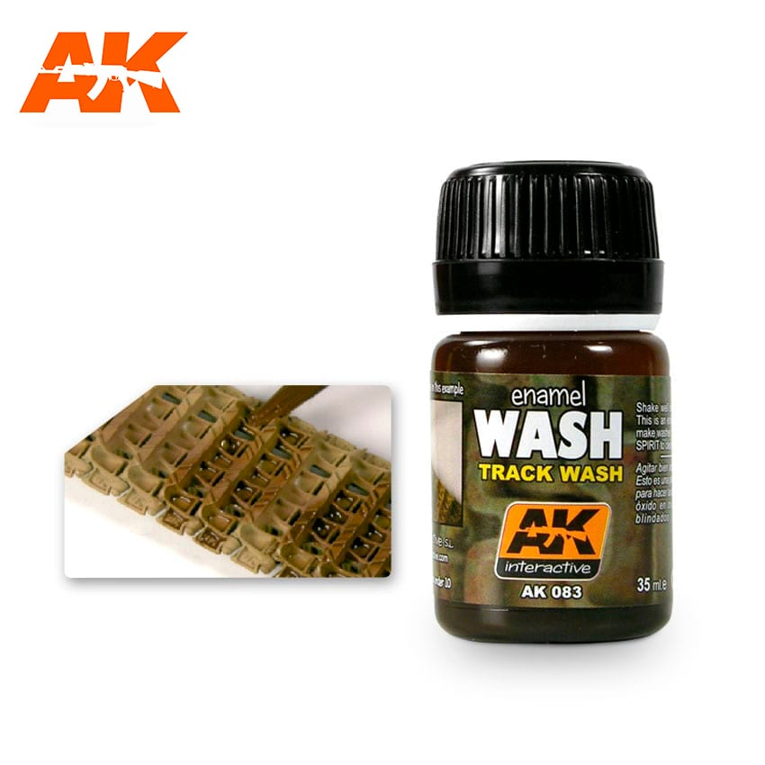 AK Interactive Track Wash