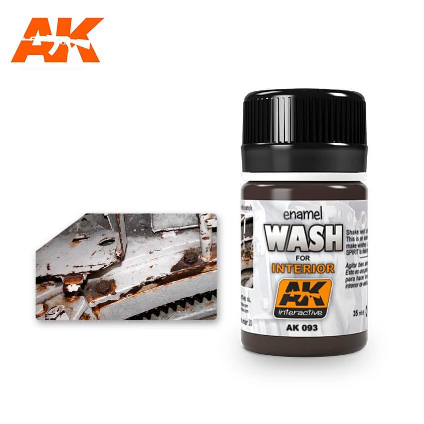 AK Interactive Wash For Interiors