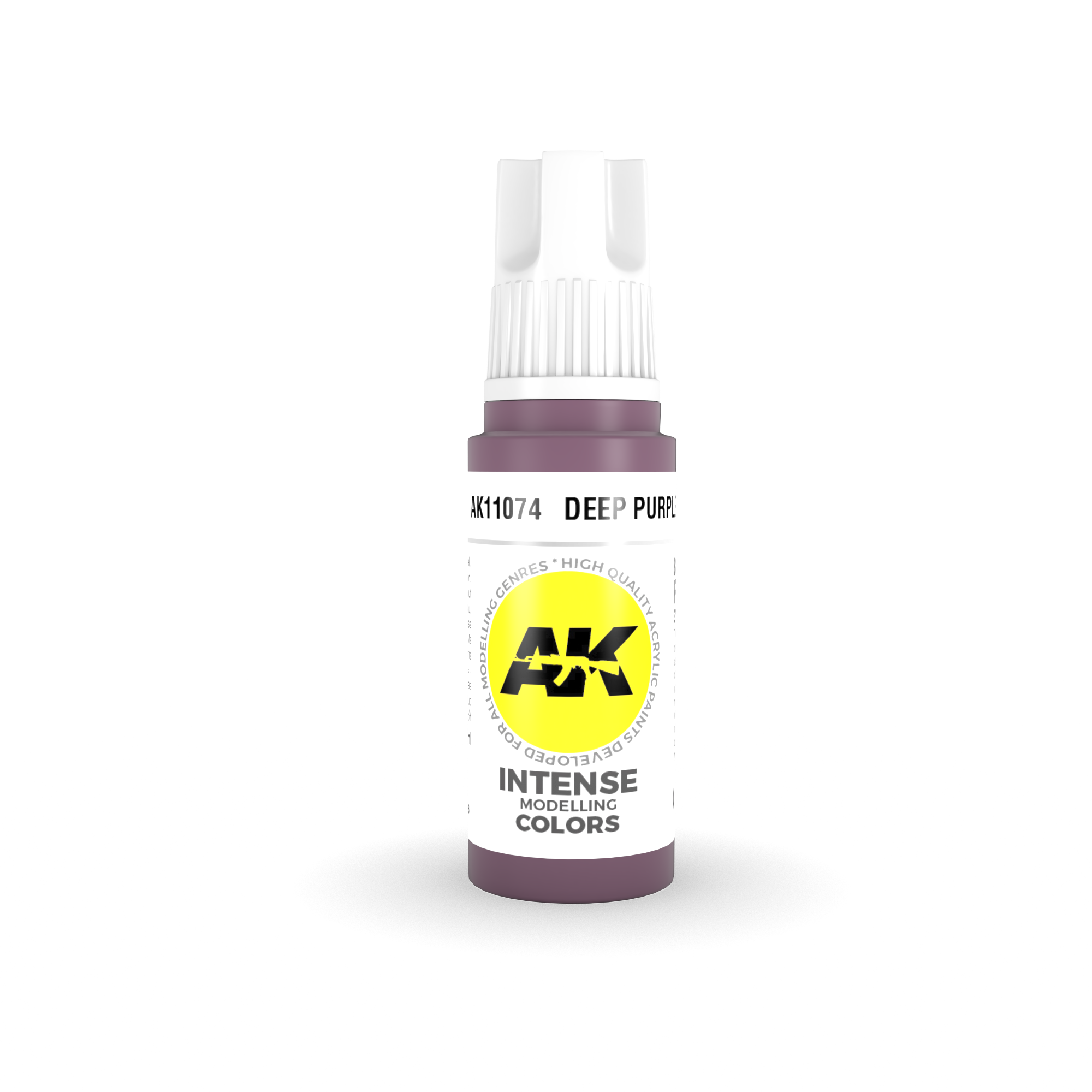 AK Interactive 3rd Gen Acrylic Deep Purple 17ml