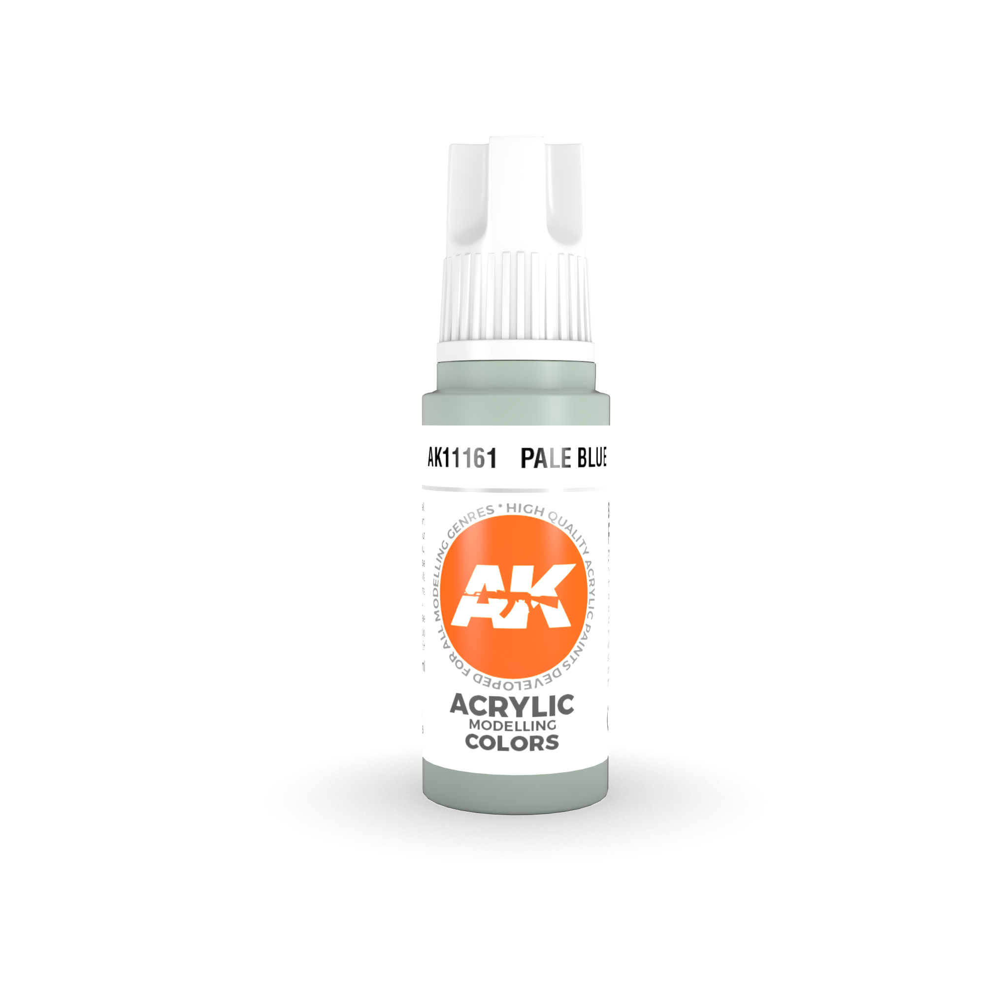AK Interactive 3rd Gen Acrylic Pale Blue 17ml