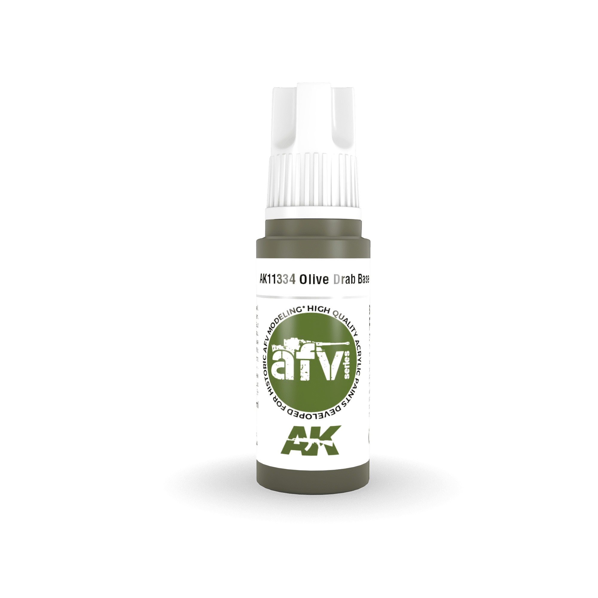AK Interactive 3G Olive Drab Base