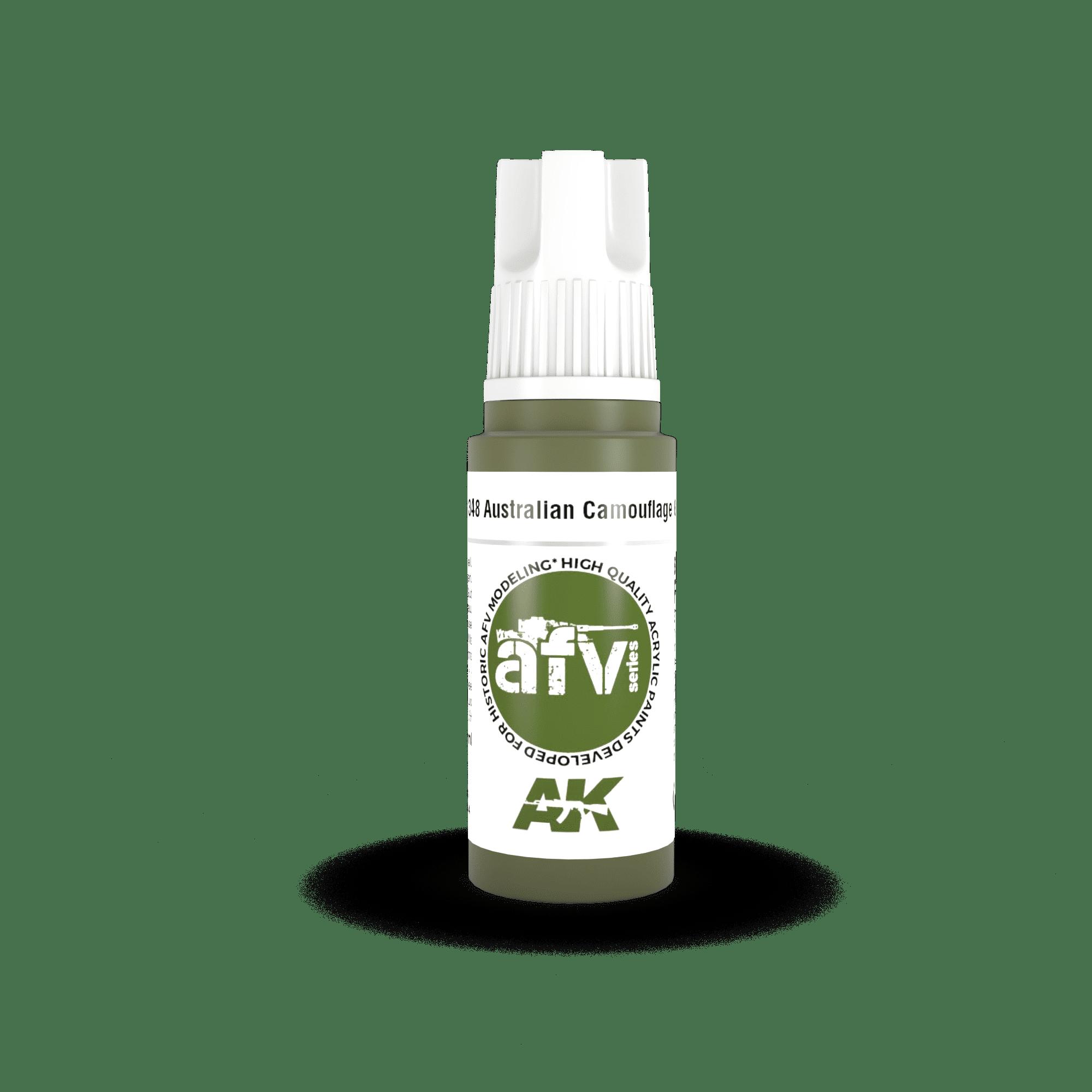AK Interactive 3G Australian Camouflage Green