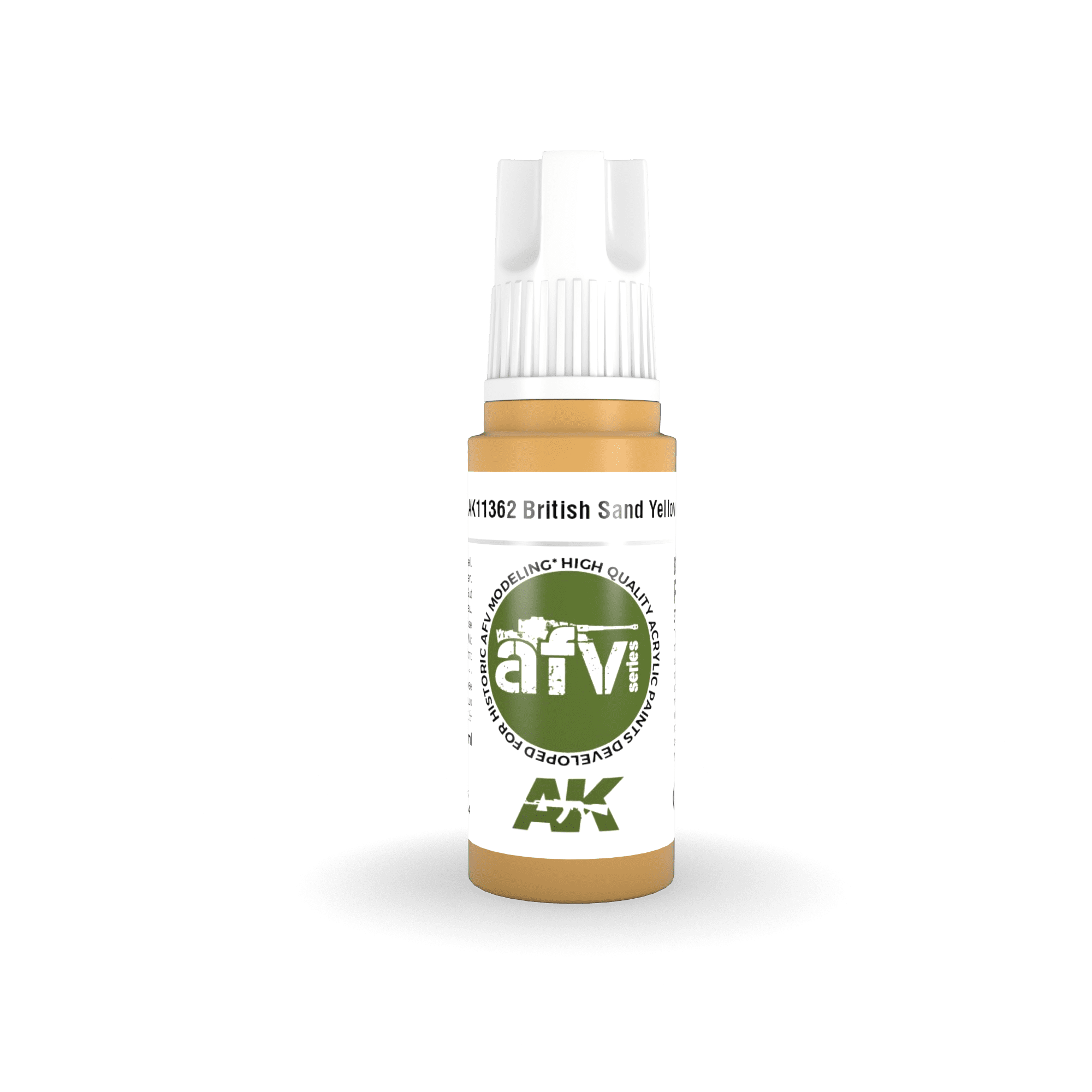 AK Interactive 3G British Sand Yellow