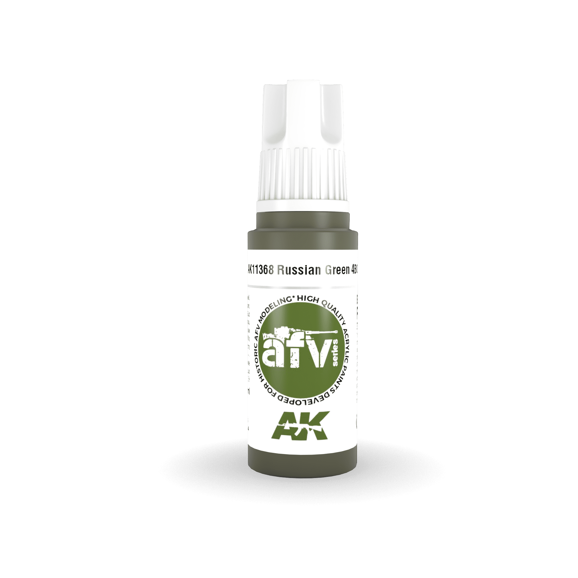 AK Interactive 3G Russian Green 4BO