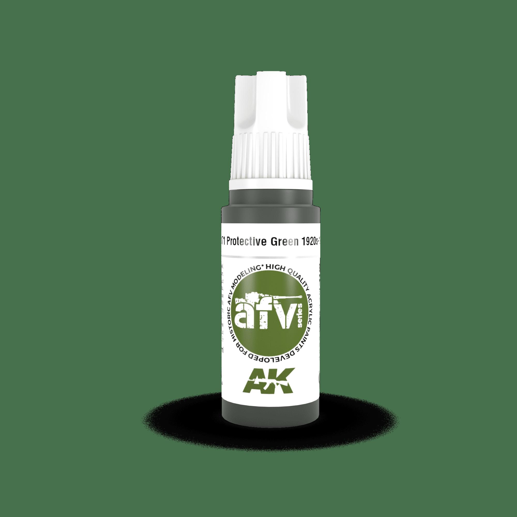 AK Interactive 3G Protective Green 1920s-1930s