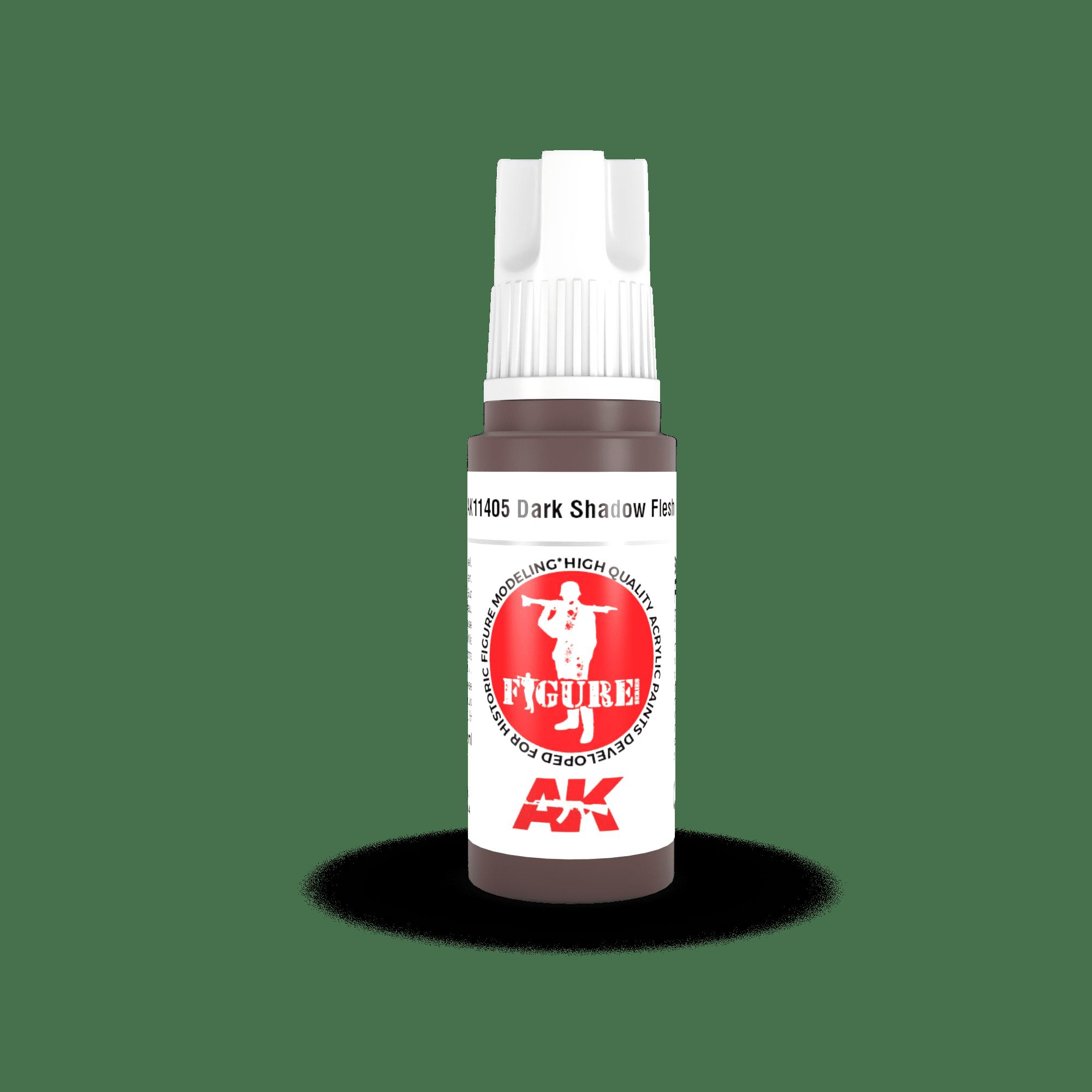 AK Interactive 3G Dark Shadow Flesh