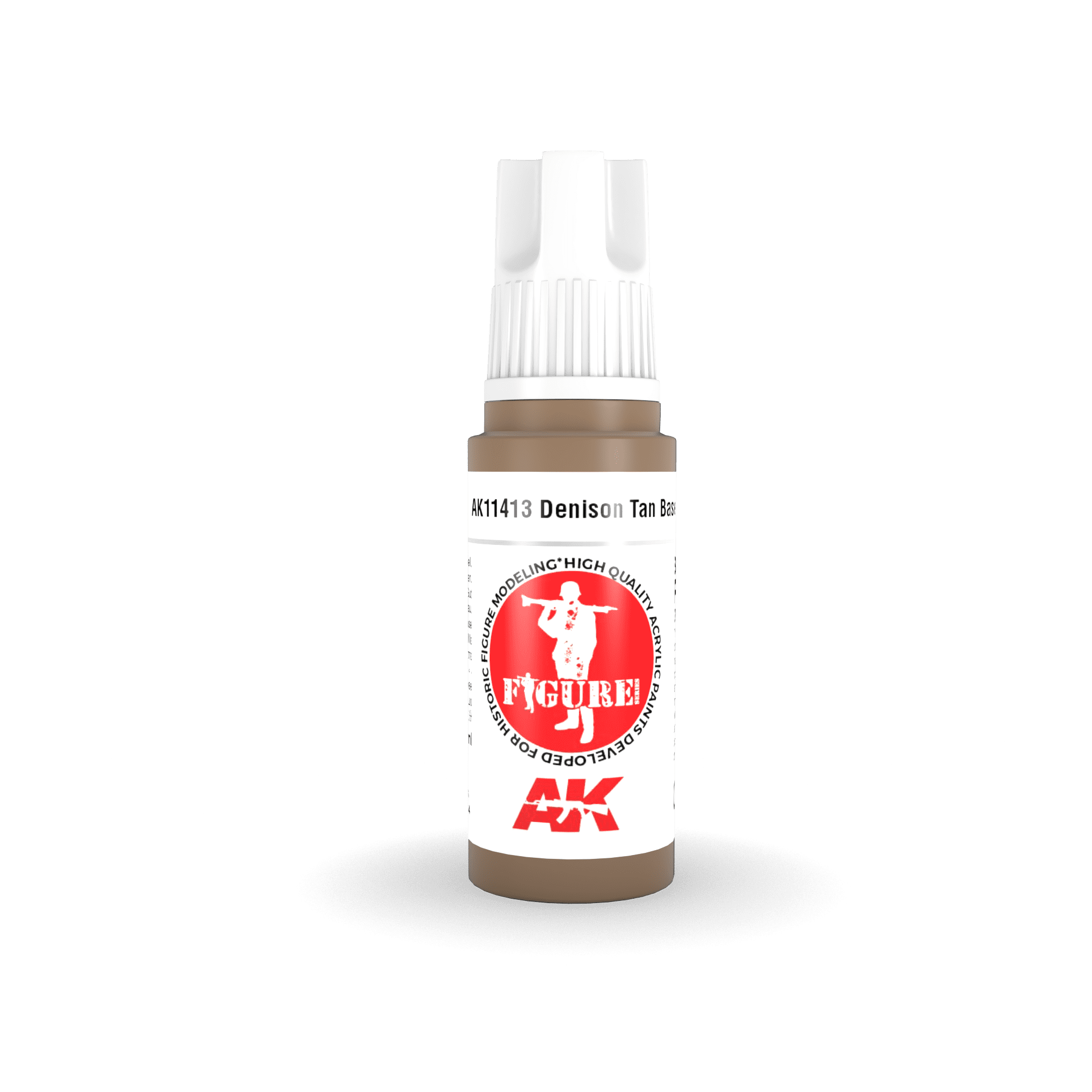 AK Interactive 3G Denison Tan Base