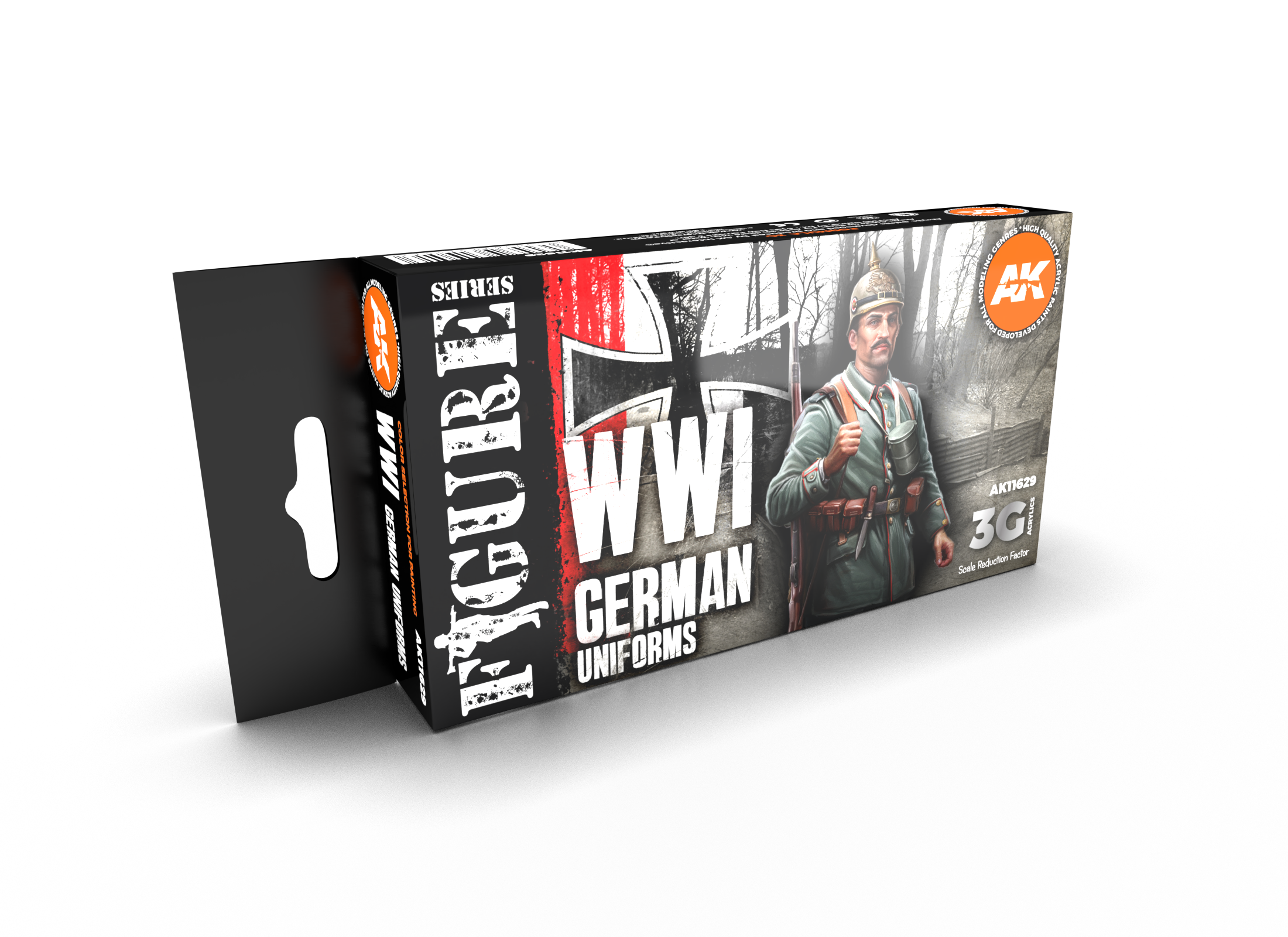 AK Interactive 3G WWI German Uniform