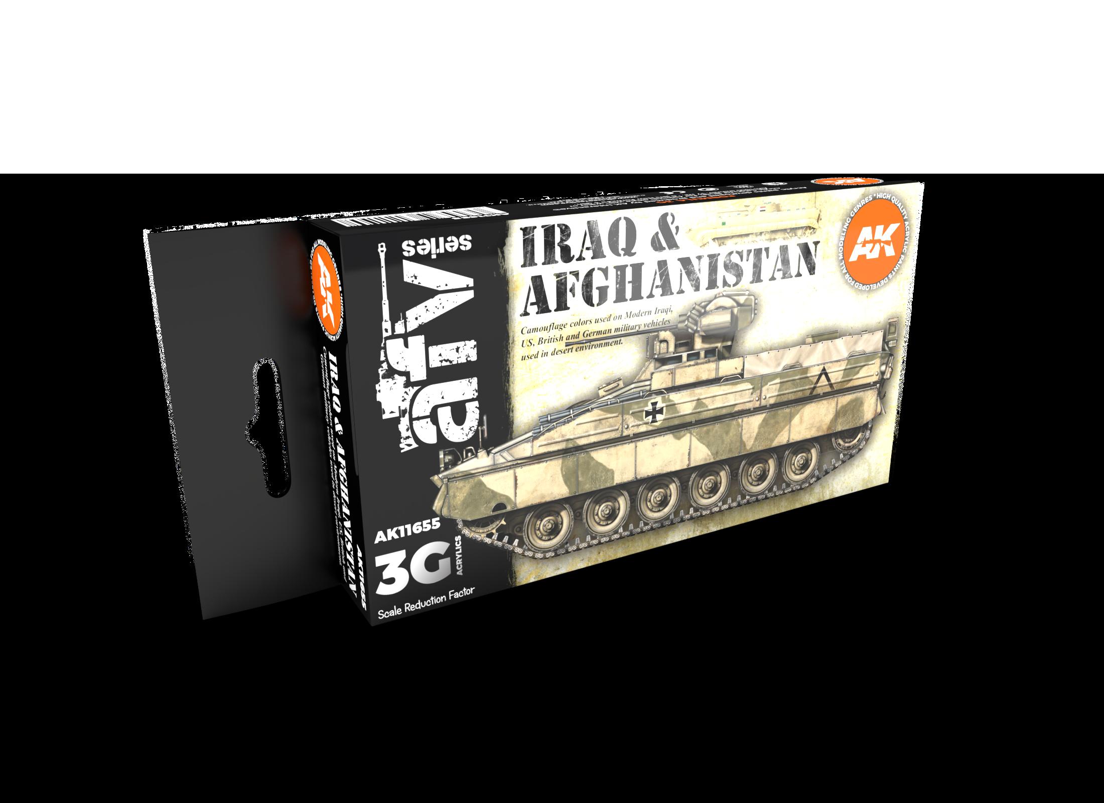 AK Interactive 3G Iraq & Afghanistan