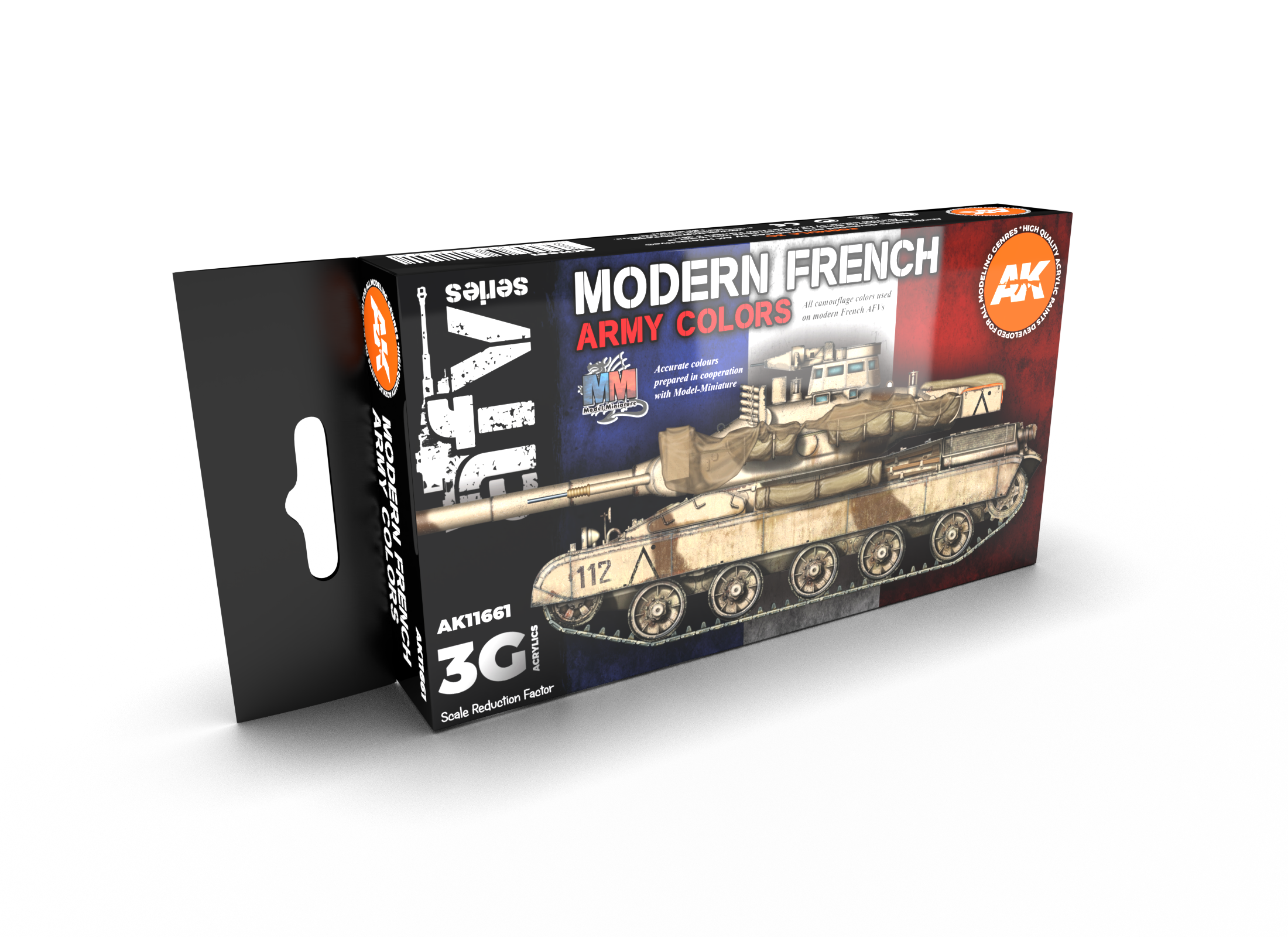 AK Interactive 3G Modern French AFV
