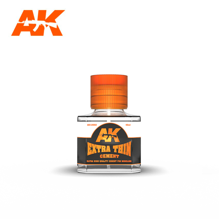 AK Interactive Extra Thin Cement   (Box - 6 Units)