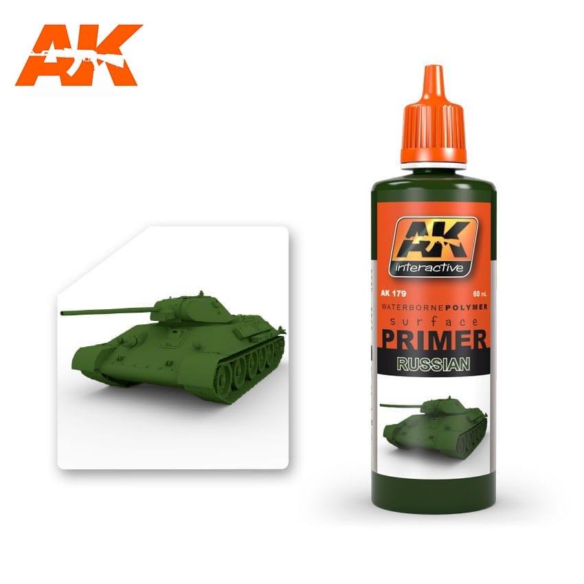 AK Interactive Russian Primer
