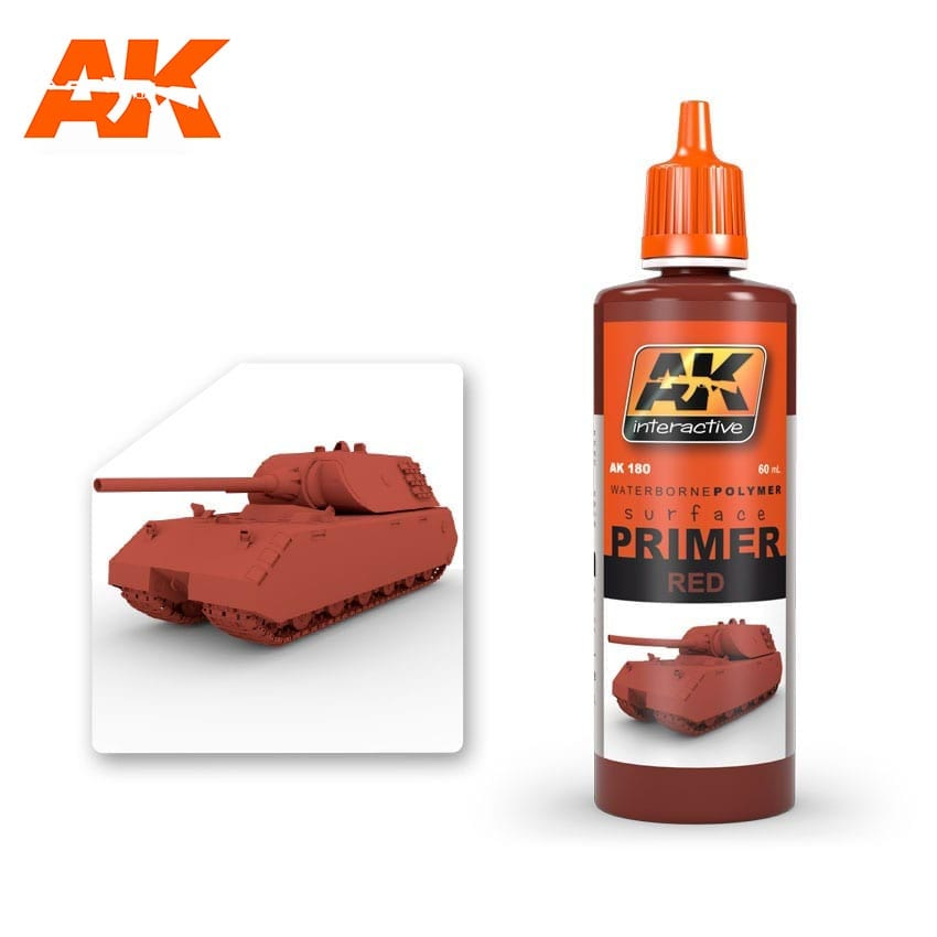 AK Interactive Red Primer