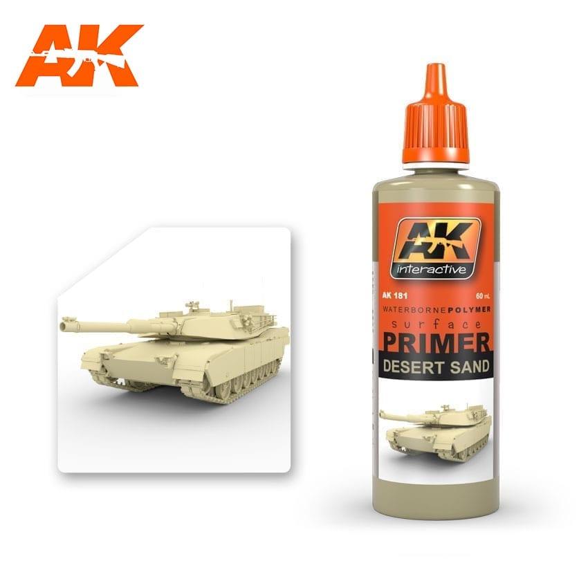 AK Interactive Desert Sand Primer