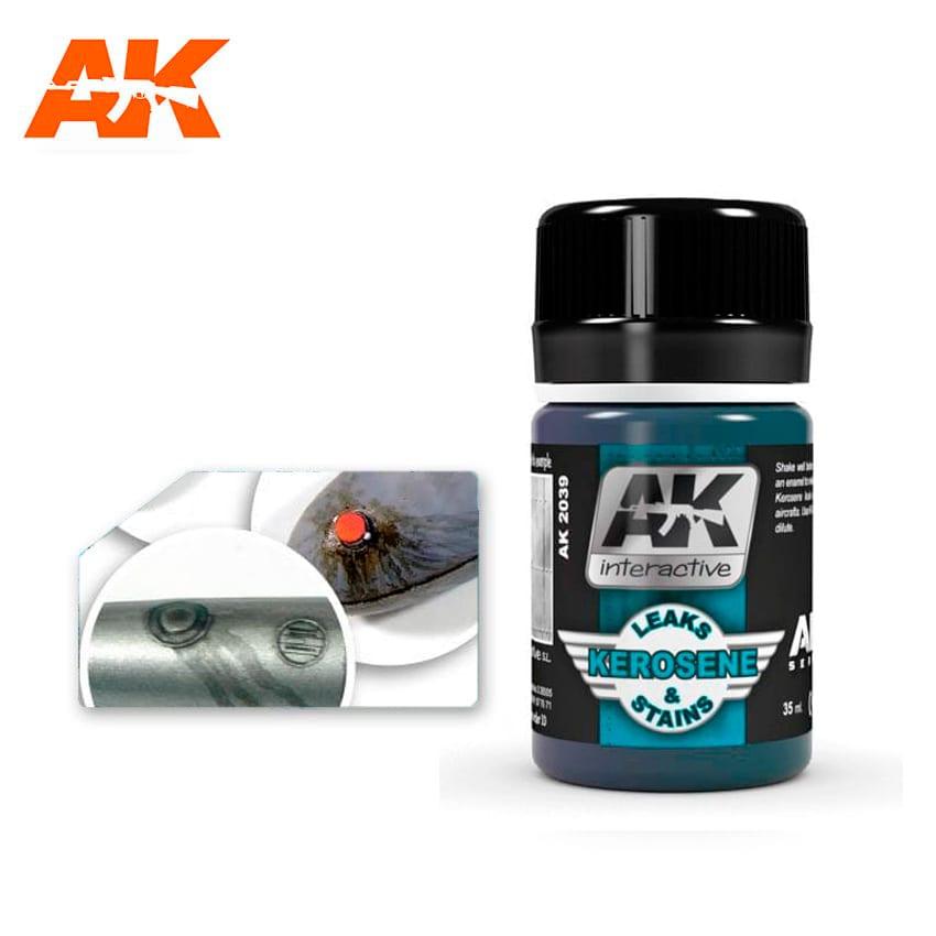 AK Interactive Kerosene Leaks & Stains