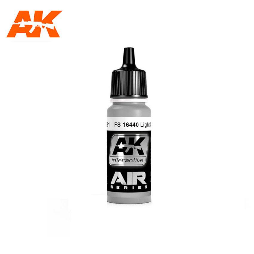 AK Interactive FS 16440 LIGHT GULL GRAY