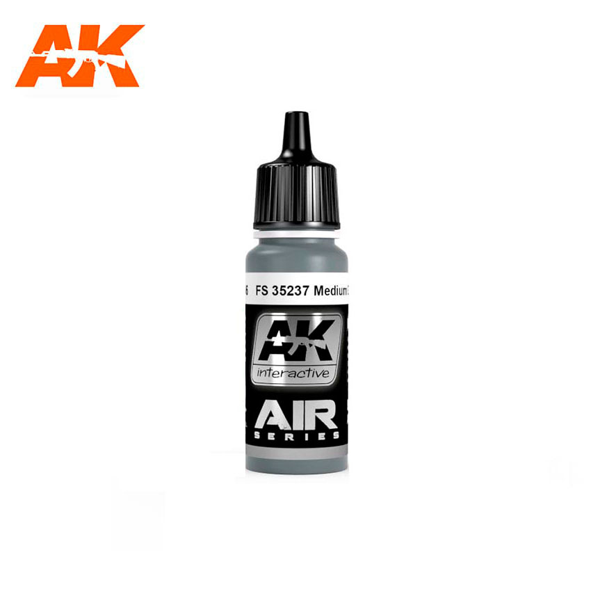 AK Interactive FS 35237 MEDIUM GREY