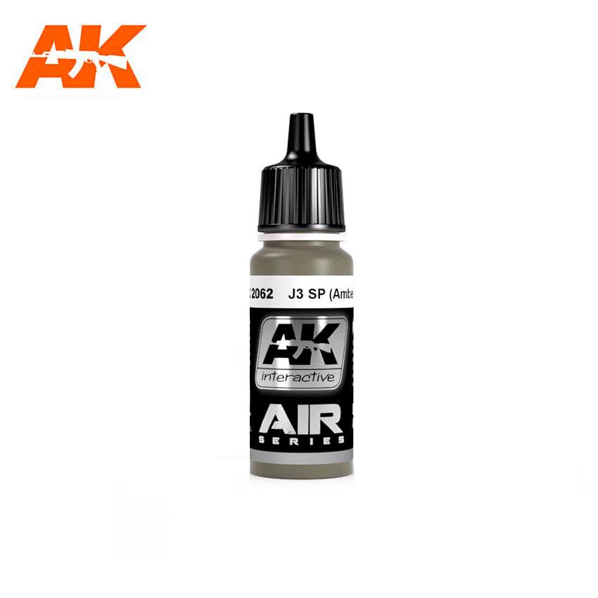 AK Interactive J3 SP (AMBEER GREY)