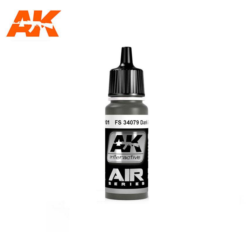 AK Interactive FS 34079 DARK GREEN