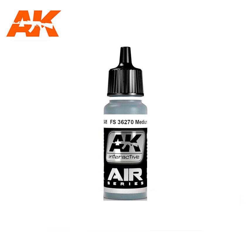 AK Interactive FS 36270 Medium Grey 17 ml