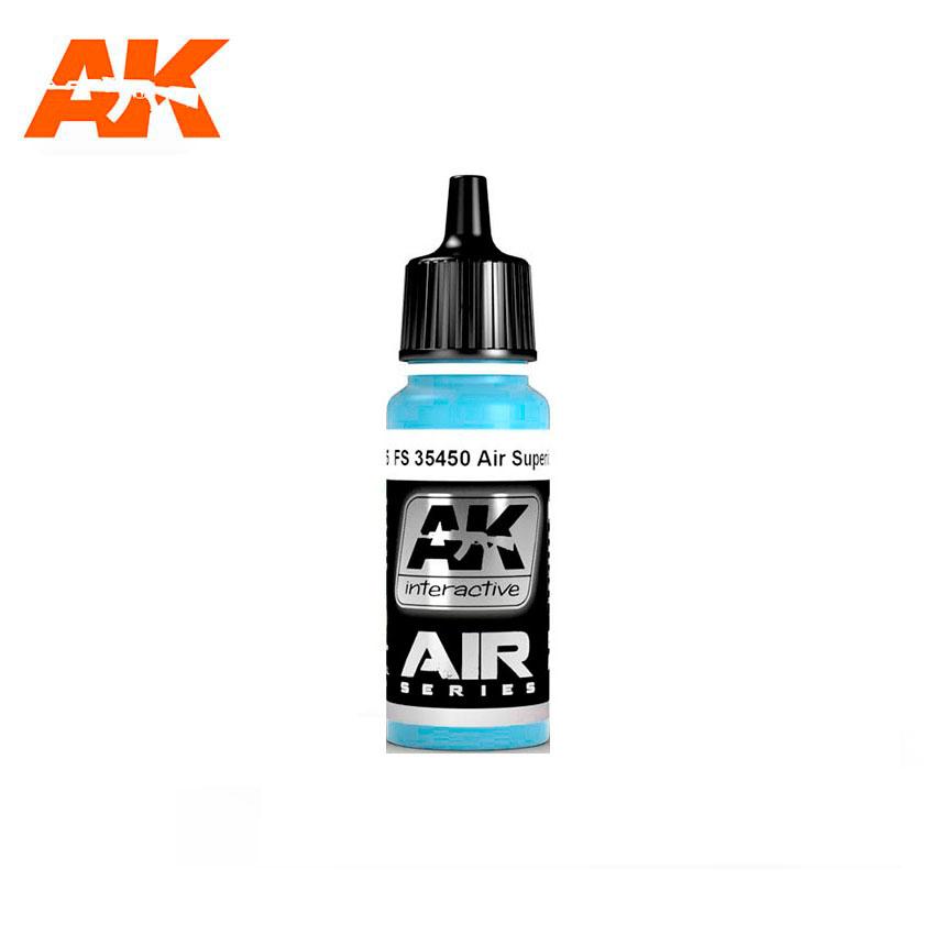 AK Interactive FS 35450 Air Superiority Blue 17ml