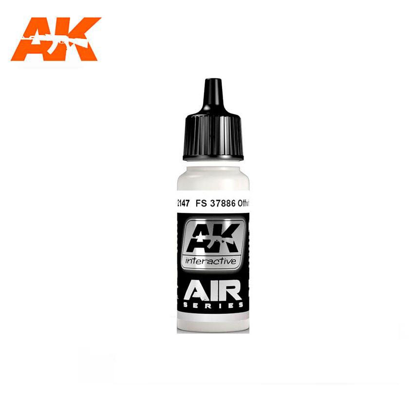 AK Interactive FS 37886 Offwhite 17ml