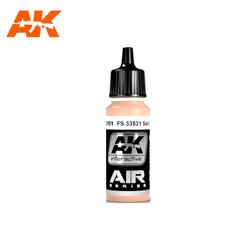AK Interactive FS 33531 Sand 17ml