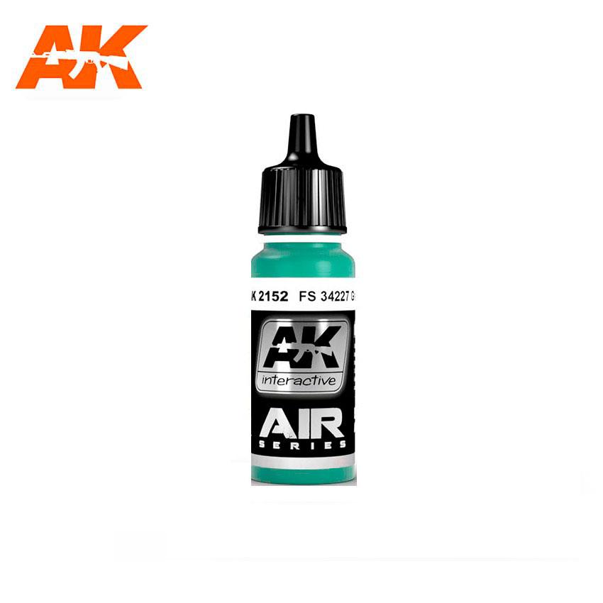 AK Interactive FS 34227 Green 17ml