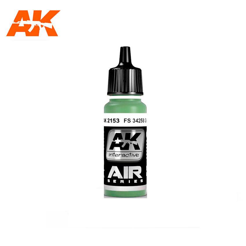AK Interactive FS 34258 Green 17ml
