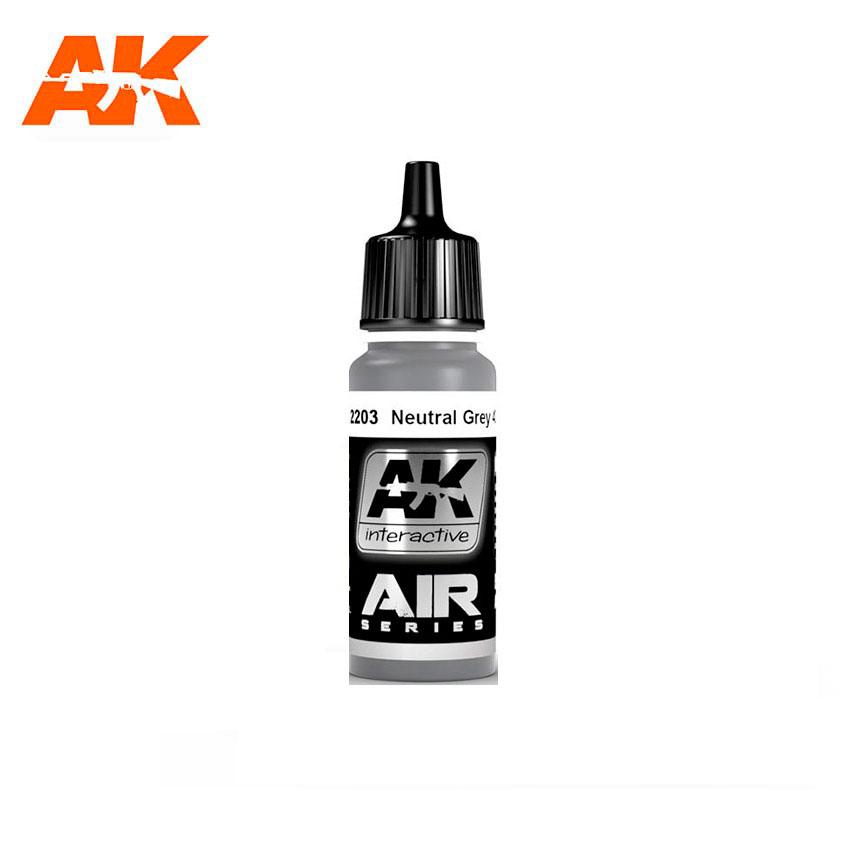 AK Interactive Neutral Grey 43 17ml