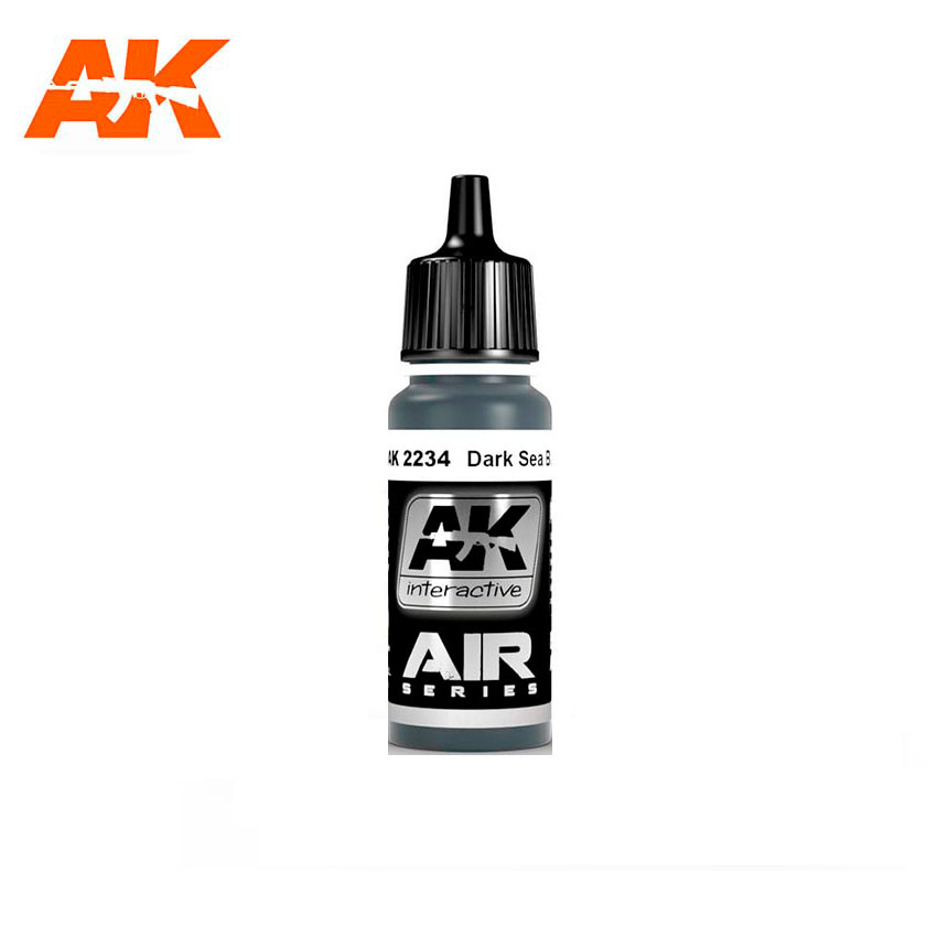 AK Interactive Dark Sea Blue 17ml