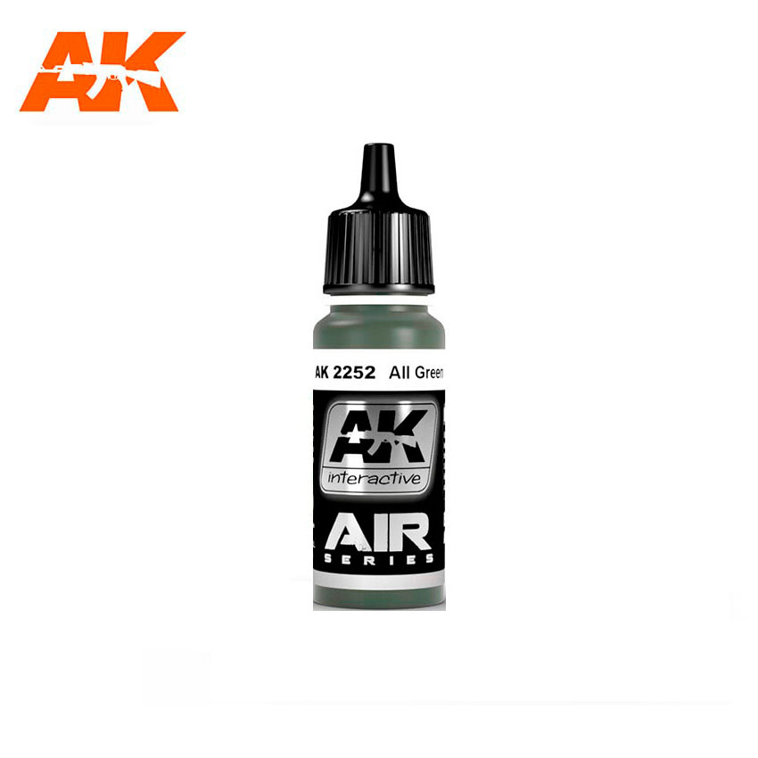 AK Interactive AII Green 17ml
