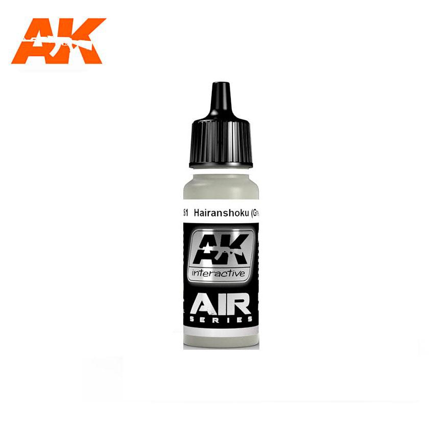 AK Interactive Hairanshoku (Grey Indigo) 17ml
