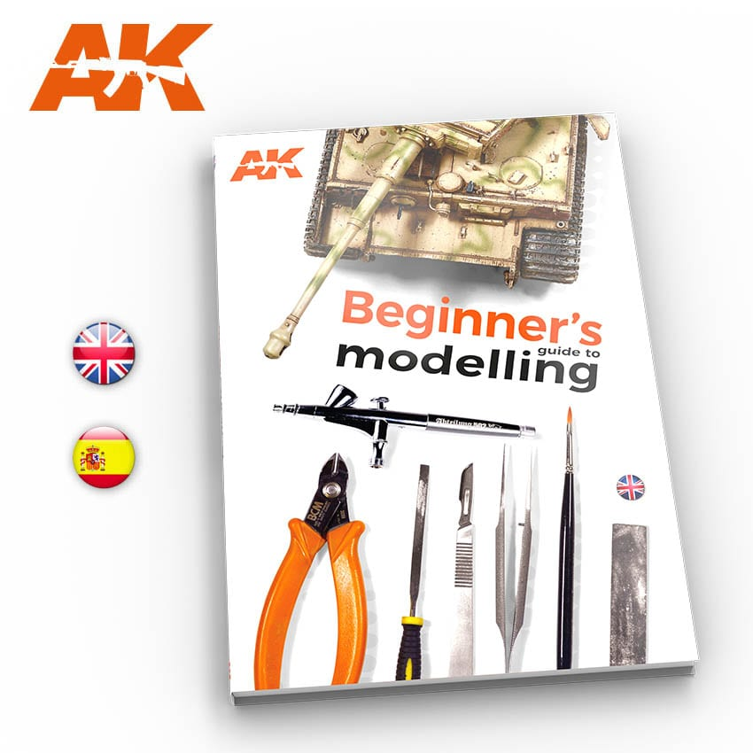 AK Interactive Beginner's Guide to Modelling - English