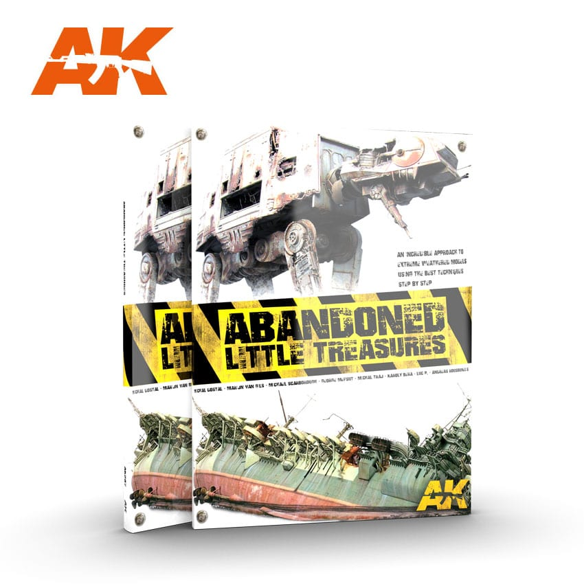 AK Interactive Abandoned -  English