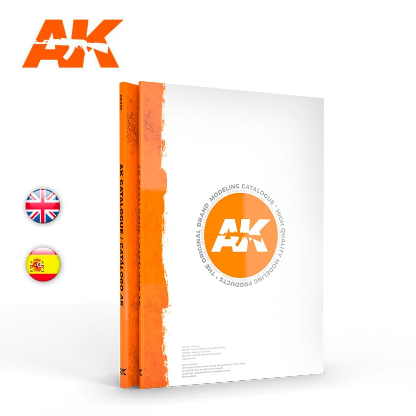 AK Interactive Catalogue 2019