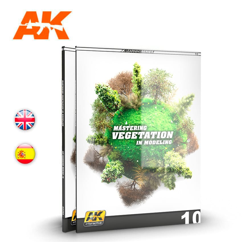 AK Interactive AK Learning 10 Mastering Vegetation in Modeling